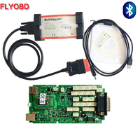 Multidiag Pro 2016.R1 NEC Relays For Cars Trucks OBD2 Bluetooth Scanner OBD 2 OBD2 Car Diagnostic Auto Tool