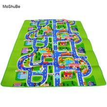 Ребенка играть мат 200 см * 160 см дети восхождение Pad Детские игры игрушки ребенок одеяло для ползания тренажерный зал игры дети ковер