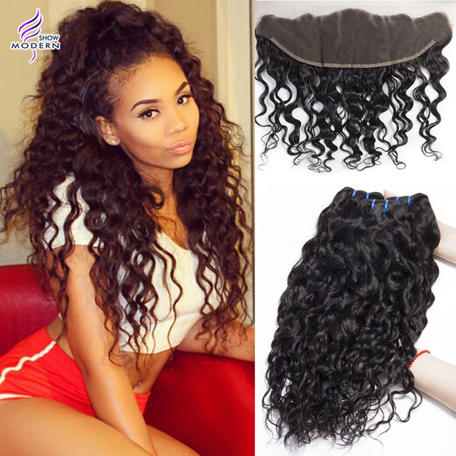 Aliexpress.com : Buy Wet and Wavy hair Ear to Ear Lace