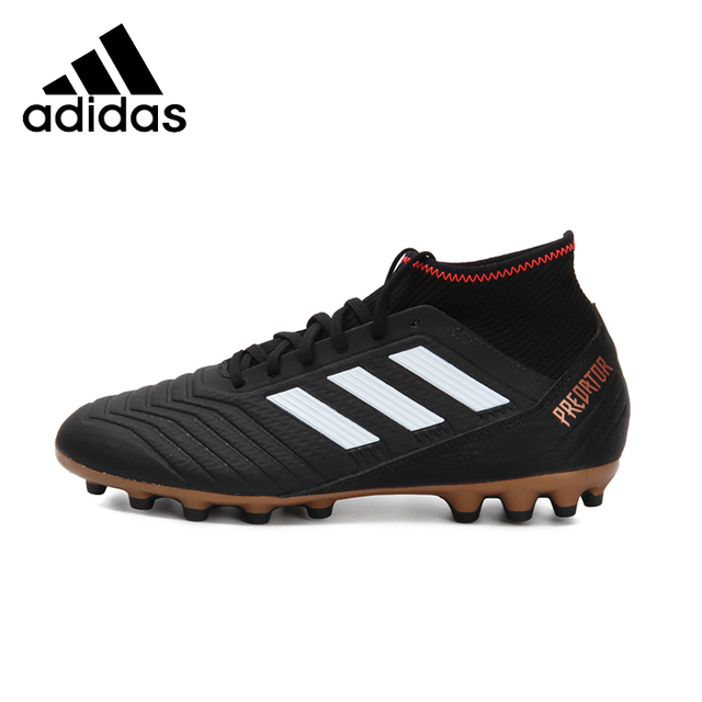 ADIDAS Mens Predator 18.3 AG Soccer Shoes High Quality Ankle Top Support  Sports Sneakers For Men Shoes  CP9306 CP9307 0dd70e8b4c