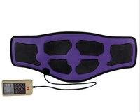 Массажный пояс для похудения массаж для похудения электрический стимулятор мышц низкой частоты массажер для снижения веса иглоукалывание