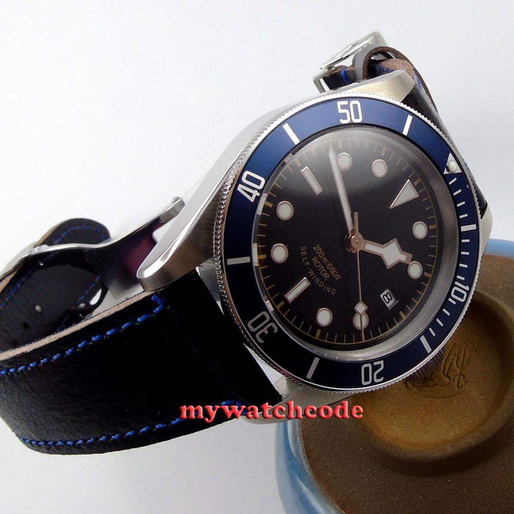 41mm corguet black dial Sapphire Glass 21 jewels miyota Automatic mens Watch C14 41mm corgeut black dial sapphire glass 21 jewels miyota automatic mens watch c14