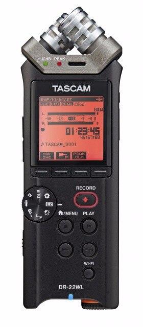 Angemessen Tascam Dr-22wl Neueste Drahtlose Neue Portable Handheld Recorder Mit Wi-fi-gebündelt Tragbare Recorder Kostenloser Versand 100% Garantie Tragbares Audio & Video Unterhaltungselektronik