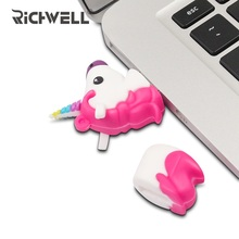 Unicorn USB Flash Drives Pen Drive 4GB 8GB 16GB 32GB 64GB Memory Stick
