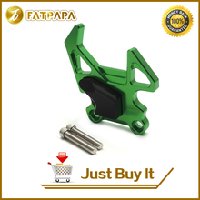 Buy Free Shipping New motorcycle accessories CNC front brake calipers for wrestling cover for Kawasaki Z125