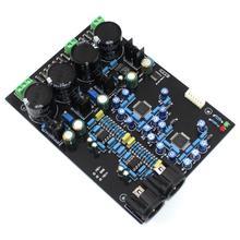 AK4495SEQ * 2 + NE5532 LT1963EQ DSD64/128 DAC Decorder Board Support 384K YJ00108