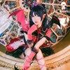 Sonoda Umi Cosplay Love Live Lovelive School Idol Project Awakening Idolized Koakuma Devil Demon Costume