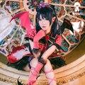 Sonoda Umi Cosplay Love Live! Lovelive School Idol Project Awakening Idolized Koakuma Little Devil Costume Without Pitchforks