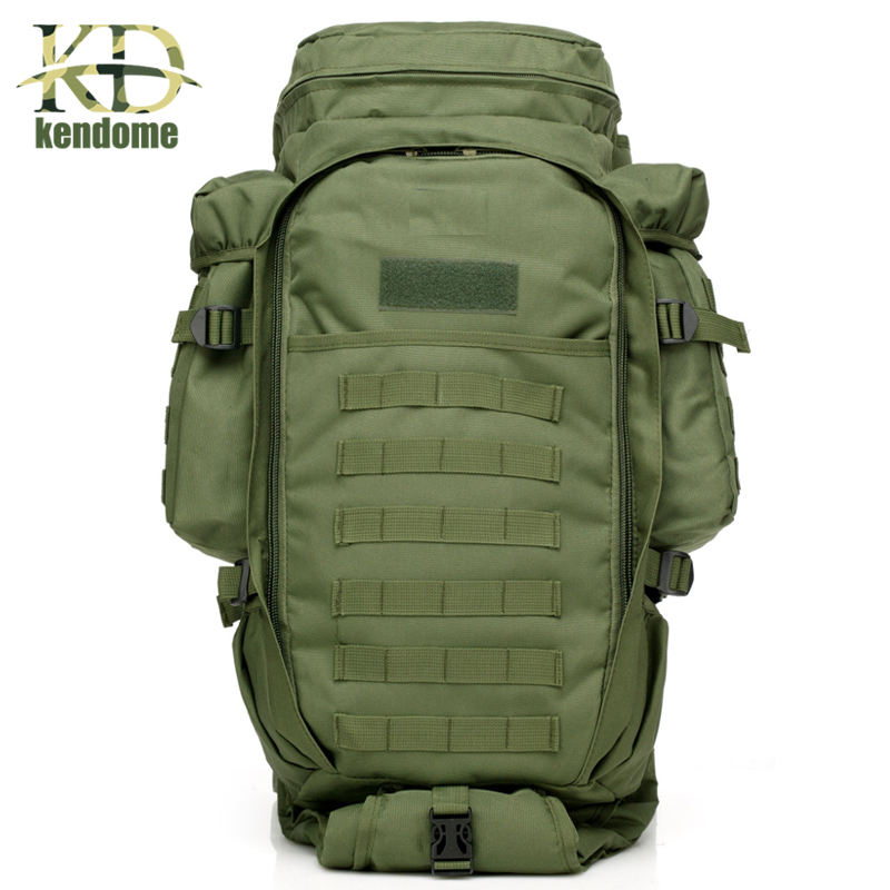 Hot Outdoor Army Tactical Molle Military Backpack Pack Rucksack Tactical Bag For Hunting Shooting Camping Trekking Hiking molle tactical military hunting usmc army molle hiking hunting camping rifle backpack bag high density nylon backpack