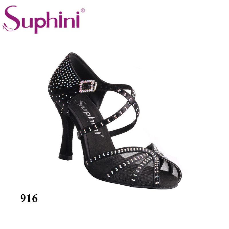 bajo precio 28a9d 11973 € 90.2  Envío Gratis zapatos de baile hechos a mano, zapatos de baile  latino para mujer-in Calzado de baile from Deportes y entretenimiento on ...