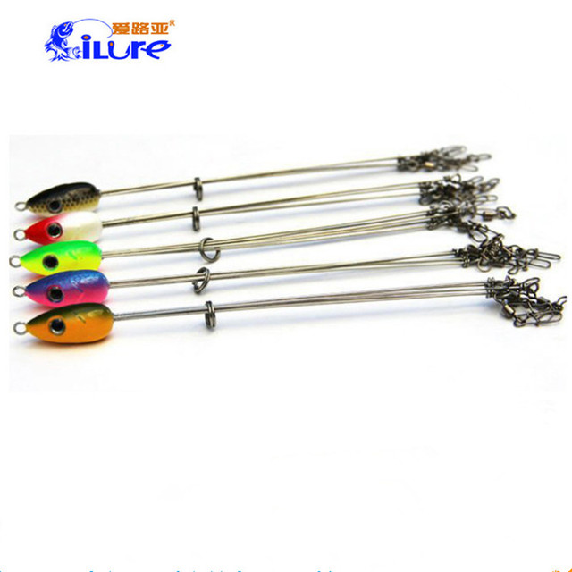 Bleb Alabama Group Fishing Tackle Rig Artificial Lure Baits Frames 5 ...