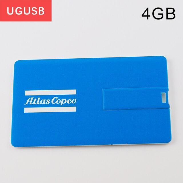 Business Credit Card Usb Flash Drive Pendrive Personalized Custom