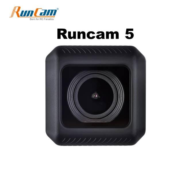 Runcam5 Runcam 5 1080 120FPS NTSC/PAL przełączane 56g o wysokiej wydajności FPV nagrywania wideo kamera zbudowany 950 mah bateria do RC w Części i akcesoria od Zabawki i hobby na  Grupa 1