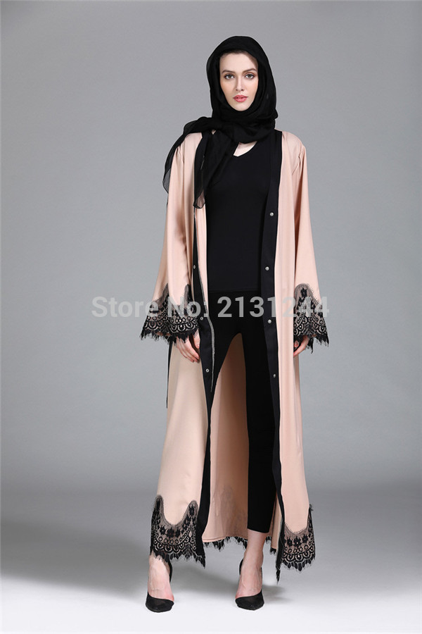 abaya dress plus size604