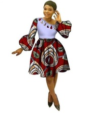 2018 Sale Cotton African Clothing Traditional New Arrival Fashion Style 2018  African Women Plus Size Dress M-6xl 778e18fbe66a