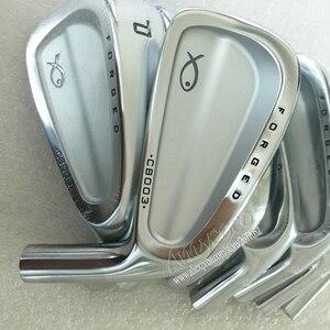 Image 3 - 新しいゴルフヘッド CB 003 鍛造ゴルフアイアン 3 9P 右利きアイアンヘッドセットなしゴルフシャフト Cooyute 送料無料