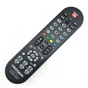 Image 1 - RM 436E 4 в 1 умный универсальный пульт дистанционного управления Многофункциональное управление Лер для ТВ AUX HOM DVD Sat функция обучения