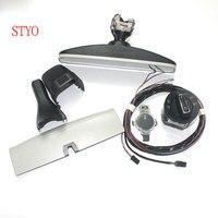 Styo для переключения света фар + дождь свет датчик стеклоочистителя + затемнением зеркало заднего вида для VW Golf 7 MK7 2014 +