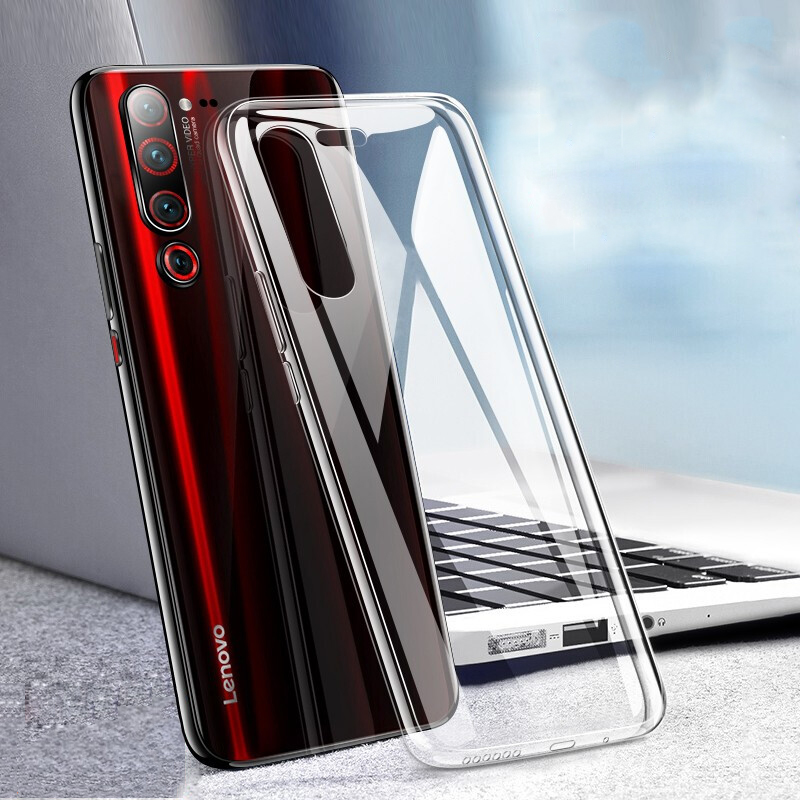 Image 3 - Lenovo Z6 Pro Case lenovo z6 pro cover case Ultra thin soft clear back silicone slim MOFi Lenovo Z6 Pro coque transparent case-in Fitted Cases from Cellphones & Telecommunications