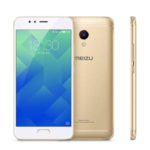 Image 4 - هاتف محمول MEIZU M5S MTK6753 5.2 بوصة ثماني النواة هاتف محمول شحن سريع جسم معدني واي فاي نظام تحديد المواقع