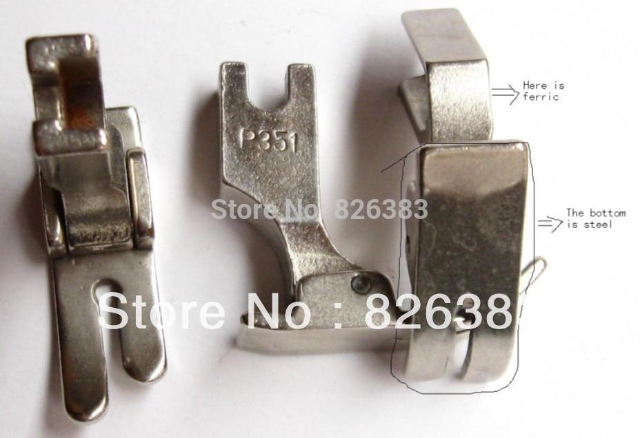 ⊰Half Steel Presser Foot For Loctitch Industrial Sewing Machine Custom Juki Sewing Machine Presser Feet