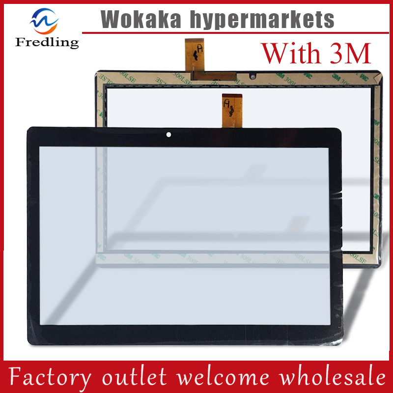 New touch screen panel Digitizer Glass Sensor replacement 10.1 inch DIGMA PLANE 1710T 4G PS1092ML Tablet Free Ship christmas cute crochet knit costume prop outfits photo photography baby ear hat photo props new born baby girls cute outfits