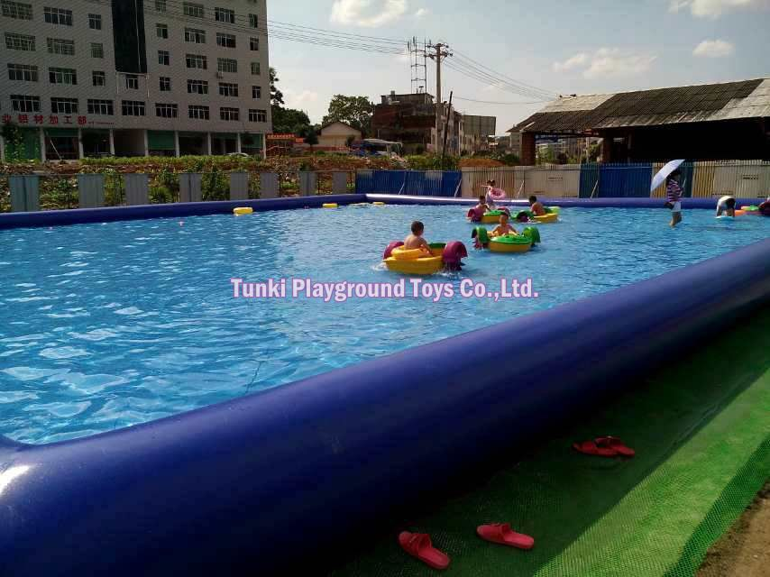 10*10 Meters Big Inflatable Water Pool Outdoor