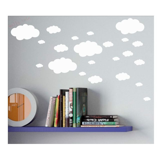 Mini Clouds  Wall Sticker for Nursery or Kids' Room