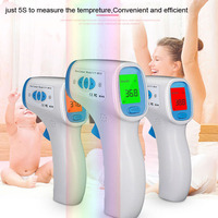 Adult Child Infrared Thermometers Body Temperature Measure Household Indoor Foods Temperature Test Machine Non Contact B27