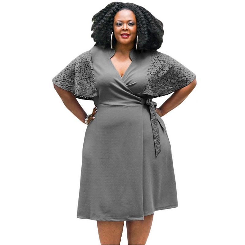 Black Dress Size 20 Promotion-Shop for Promotional Black Dress ...