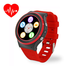 ZGPAX 3G Android Watch Phone SmartWatch with 8GB ROM Simcard Camera GPS Heart Rate Watch Bluetooth