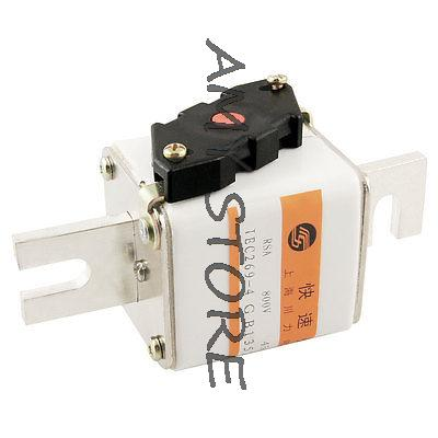 800V 450A Overload Protection Electronic Circuit Fast Fuse 2 pin thermal overload protection