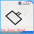 Original new 7'' inch Ainol Novo7 Novo 7 VENUS LCD touch screen panel tablet pc screen digitizer Free shipping