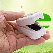 Спецодежда медицинская портативный цифровой светодиодный палец Пульсоксиметр кислорода в крови индикатор насыщения кислородом здоровье и гигиена мера
