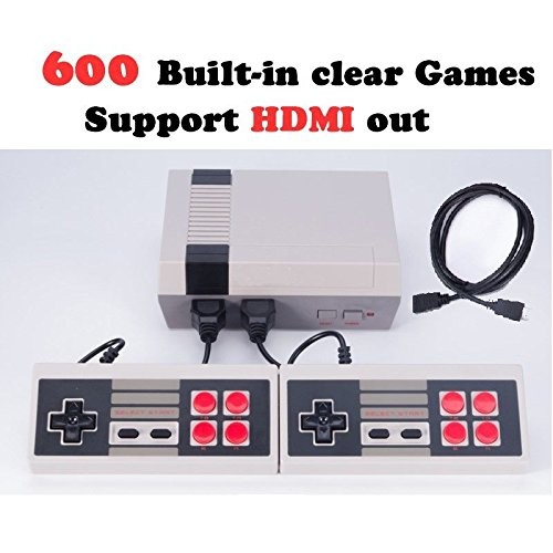 dropshipping 10PCS HDMI Out Retro Classic Handheld Game Player Family TV Video Game Console Childhood Built-in 600 Games