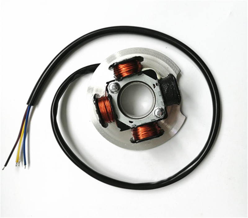 COIL 12V for Piaggio 19MM 20MM FLYWHEEL FOR VESPA ET3 125 PK 50 HP XL S