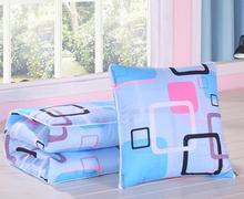 2 en 1 multifuncional Doble almohada cojines, multi-funcional de oficina siesta almohadas y edredones