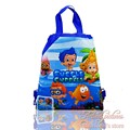 1pcs Bubble Guppies Cartoon Drawstring Backpack Bags 34*27CM School Furniture Non-Woven Fabric Party & Candy Bags as Kids Gifts