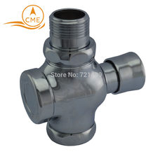 CME Sanitair valve tijdvertraging/time-lapse/kruk flush/self-close klep A-01(China)