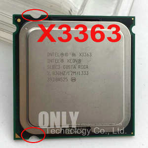 Intel To CPU Lga775-Core Quad Q9500 X3363 Equal 1333mhz/cpu 2