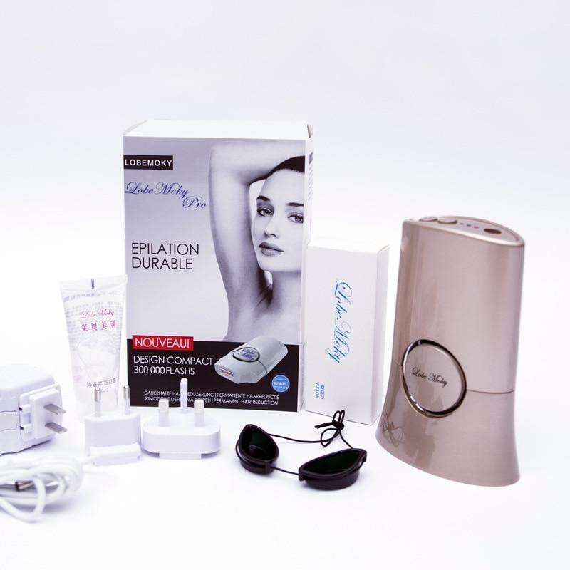 REBUNE Mini Painless IPL Permanent Hair Removal Laser Hair Epilator Depilador 120000 Pulses Home Bikini Lightsheer