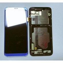 Bluboo S8 Nuovo Originale 5.7 Display LCD Con Frame + Touch Screen Digitzer Assemblea di Riparazione del Pannello di Vetro Accessori di Ricambio