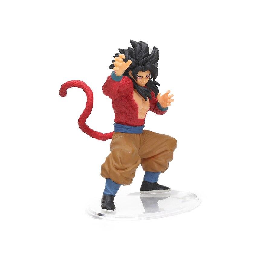8-30 см Dragon Ball Z SCultures, большая серия Budoukai, фигурка из лазурита, наппа, радиц, Гоку, плавки, Вегета, сатана, Коллекционная модель - Цвет: red goku