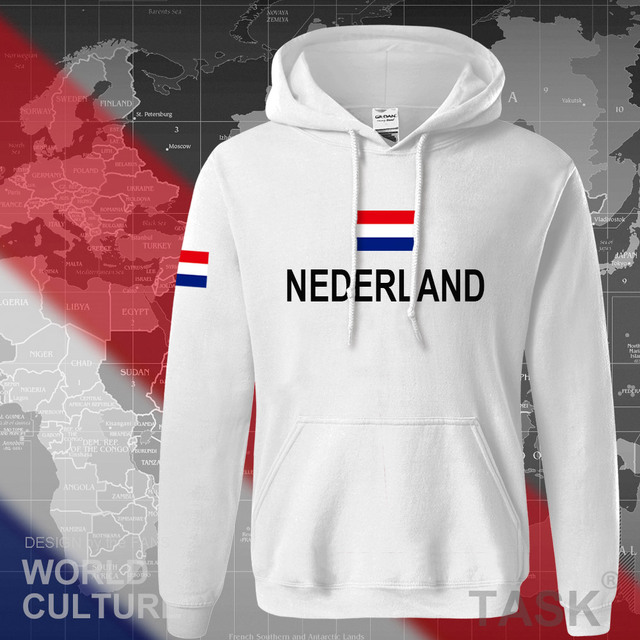 3c113f848297 Netherlands Nederland 2017 hoodies men sweatshirt sweat new streetwear  clothing jerseys tracksuit nation Holland flag Dutch NL