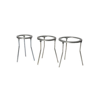 Inner Diameter 70/90/110mm Height 115mm Iron Tripod Chemistry Lab Science Beaker Stand Removable