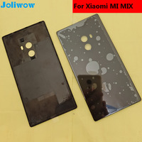 FOR Xiaomi Mi Mix Ceramic Back Battery Cover For Xiaomi Mi Mix 6 4 Battery Door
