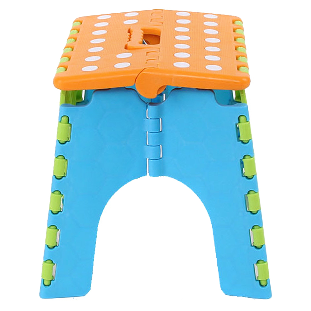 Portable Chair Seat Kitchen Simple Bathroom Use Lightweight Convenient Multi Purpose Durable For Kids Home Office Folding Stool