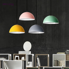 Nordic Led Pendant Lights Nordic Loft Dining Room Aluminum Pendant Lamps Living Room Bedside Bedroom Cafe Bar Decor Hanging Lamp nordic led pendant lights for dining room bar bedroom living room kitchen creative art deco hanging pendant lamp retro cafe loft