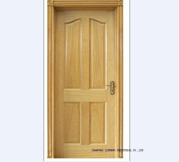 Intérieur en bois composite Porte (LH-ID042)