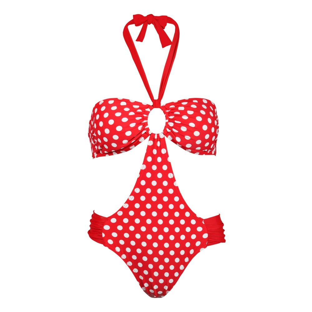 Hot Sexy Style Junior Girls Lady Red Bikini Swimwear Woman,Top Quality Fashion Slimer Bandeau Monokini Beachwear Popular